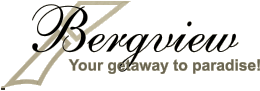 Bergview Your getaway to paradise!